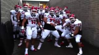 SFU Football Entrance vs. Duquesne