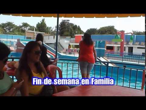 FIN DE SEMANA EN LOS TOBOGANES DE SAN PEDRO EN FAMILIA