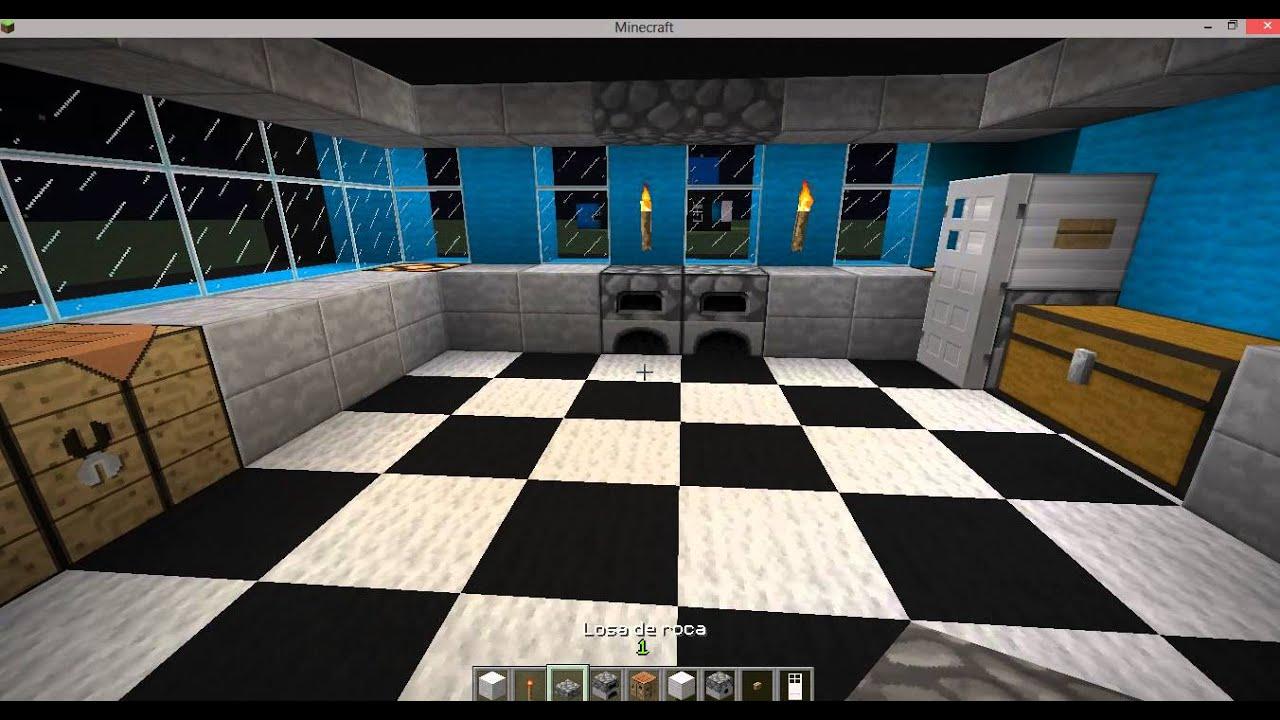 Decoracion interna casa moderna 1 segunda parte youtube for Decoracion interna