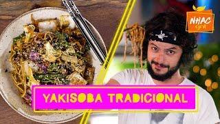 Yakisoba de frango: como fazer o tradicional prato oriental | Mohamad No Nhac