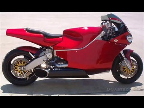 Top 10 - Motos Mais Rápidas do Mundo (World's Fastest Motorcycles)