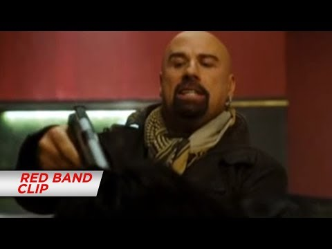 From Paris With Love (2010) - 'Restaurant' Red Band Clip