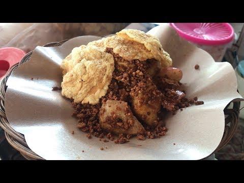 LARIS DAN ENAK !! RUJAK DAN CHAI KUE NYA MANTAP | PONTIANAK STREET FOOD #273