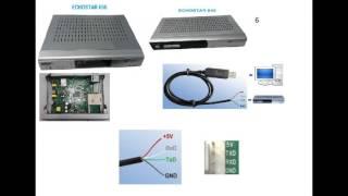 Movistar  Decodificador  ECHOSTAR 636V Y 646V