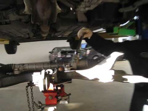Prius Steering Intermediate Shaft Recall C0T Part I (stripped splines)