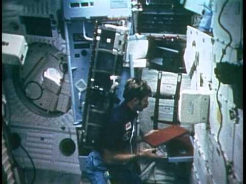 Space Shuttle Flight 8 (STS-8) Post Flight Presentation
