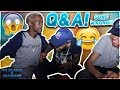 FUNNY Q&A With ELS MARSHALL almost GONE WRONG!?( PART 2)
