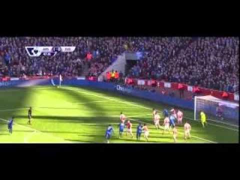 Arsenal vs Everton 2-0 All Goals & Full Highlights 01/03/2015 HD