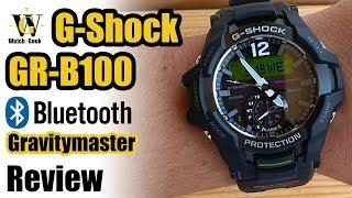 GR-B100 - Bluetooth Gravitymaster G-Shock Review