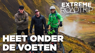 FATBIKEN over VULKANEN! - Extreme Roadtrip #2