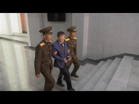 North Korea Sentences American to 10 Years in Jail