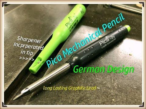Pica Mechanical Pencil Review