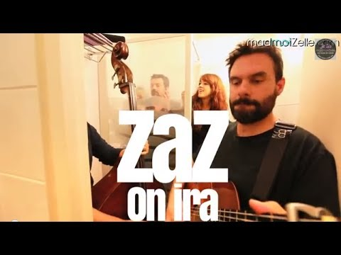 ZAZ - On ira (session acoustique dans la douche!)