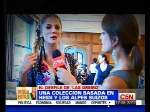 Vueltas de la vida: El día que Oreiro eligió a Pampita como la cara de su marca