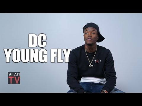 DC Young Fly on Fighting 11 Charges During His 1st Season on Wild 'N Out (Part 4)