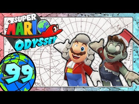 Super Mario Odyssey Part 99 Zombie Kostüm Komponisten Outfit