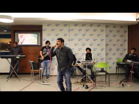 SAP Gurgaons Band SAPney - Baazigar  - Yeh Kali Kali Aakhen