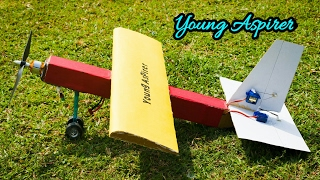 How to make a Rc Plane !