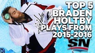 Top 5: Braden Holtby