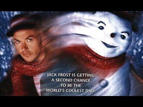 Jack Frost - My Favorite Michael Keaton Flick (1998) Movie Review