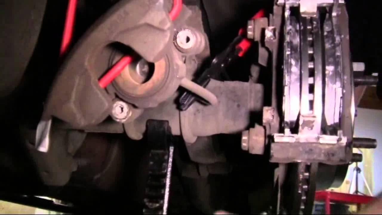 Rear Brakes 2004 Dodge Ram 1500 Youtube