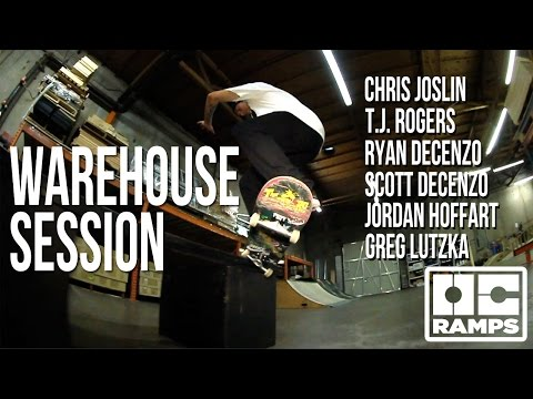 Warehouse Session with the OC Ramps Team