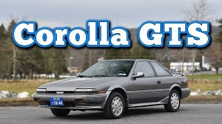 1990 Corolla GTS: Regular Car Reviews
