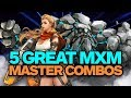 Master X Master 5 Great Character Combinations mp3