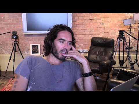What's Wrong With America? Russell Brand The Trews Comments (E115)