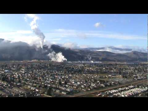 air pollution in Kamloops...no limit to their ignorance