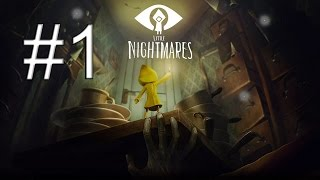 LITTLE NIGHTMARES | Gameplay Español | Cap. #1 Prisión