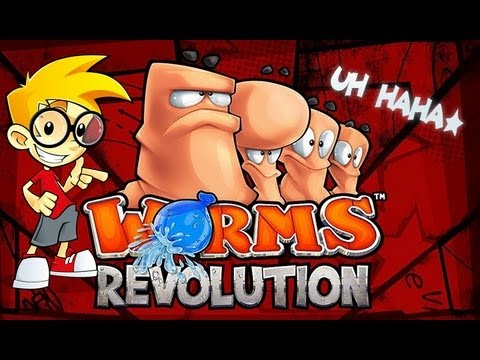 Worms Revolution - Minhoca Uh Haha
