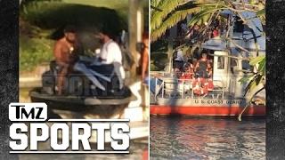 EZEKIEL ELLIOTT -- YACHT PARTY COMANDEERED BY COAST GUARD | TMZ Sports