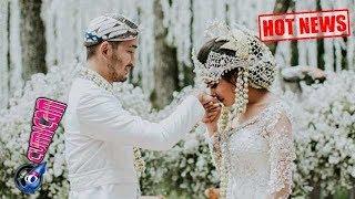 Hot News! Resmi Menikah, Ini Ucapan Para Artis untuk Syahnaz-Jeje - Cumicam 22 April 2018