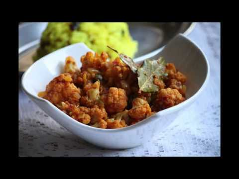 Cauliflower Masala Stir Fry- Easy Cauliflower Recipe