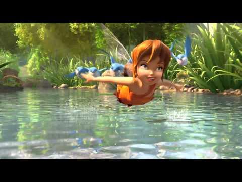 Tinkerbell En De Legende Van Het Nooitgedachtbeest | Tv-spot | Disney Nl | Hd video