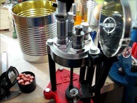 Snap-in and snap-out die changing. You can actually change from sizer ...