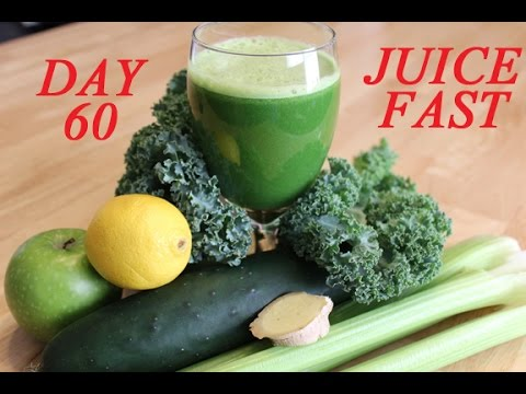100 + DAY JUICE FAST DAY 60 WEIGH IN AND EXTREME WEIGHT LOSS