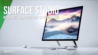 Surface Studio y Surface Book, Microsoft sorprende con hardware