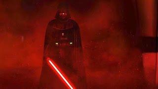 Darth Vader39s rage  Star Wars Rogue One Ending scene