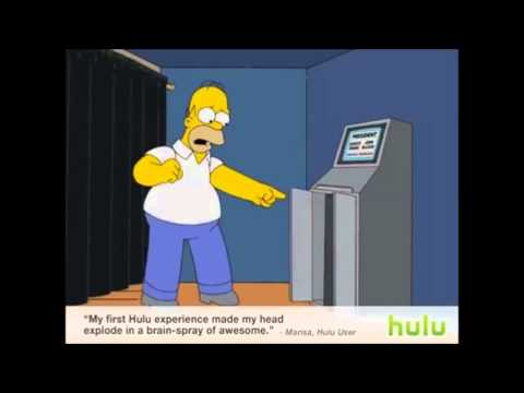 The Simpsons - Electronic Voting