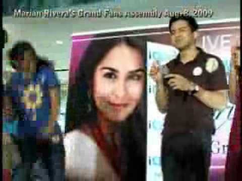 (darna) Marian Rivera Grand Fans Day W  Dennis Trillo video