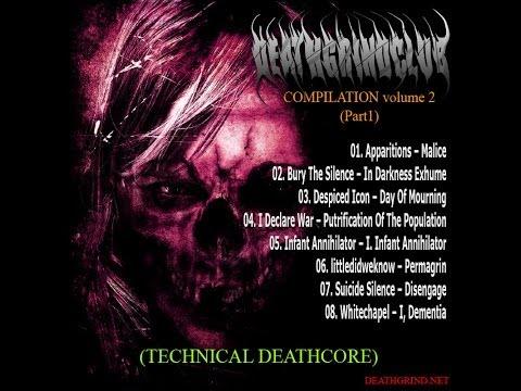 VA - DeathGrindClub Compilation Vol. 2: Technical Deathcore (2013)