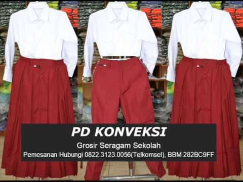 082-231-230-056(T-SEL) Grosir Seragam Sekolah Rok Pendek thumbnail