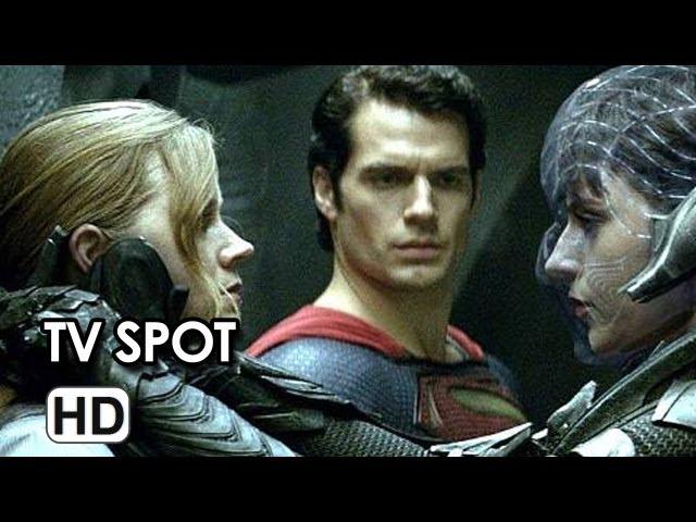 Man of Steel Tv Spot #5 (2013)