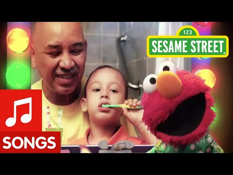 Sesame Street: Healthy Teeth, Healthy Me: Brushy Brush Psa video