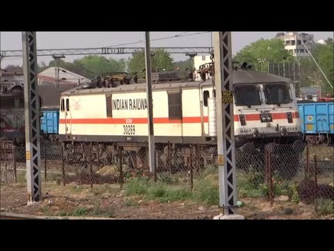 HONKING LGD WAP 7 YPR - DEE DURONTO MAKES IT TO NAGPUR FROM...