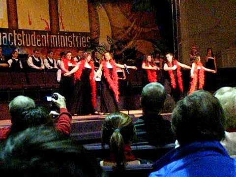 SCA 2008 Christmas Program – Sisters Dance