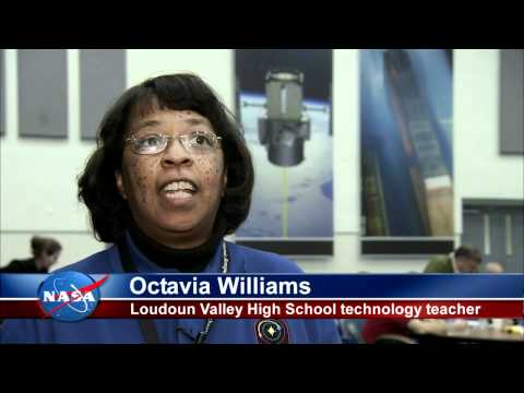 Virginia Aerospace Science and Technology Scholars Teachers Institute