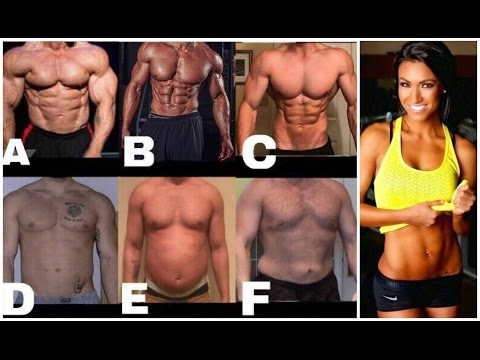 What Male Body Type Do Girls Like? - Special Edition
